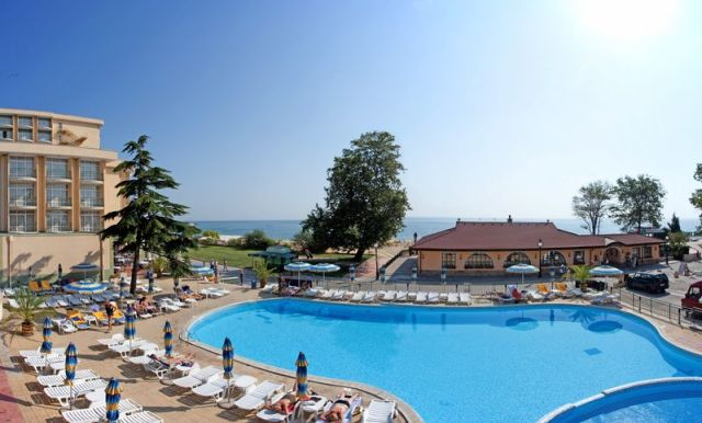 Sentido Golden Star: Отзывы об отеле Sentido Golden Star (Болгария, Золотые пески)