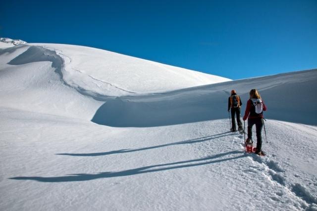 Открыть горнолыжный сезон (Валь д`Аоста, Италия)