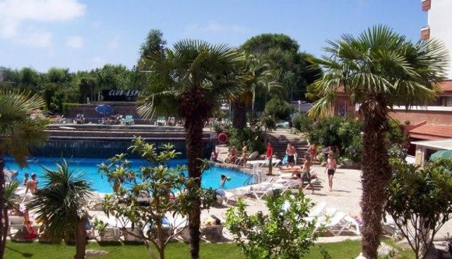 esplendid отель испания