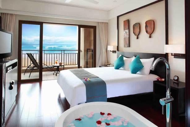 Отель yuhuayuan seaview hotel (китай, хайнань - санья)