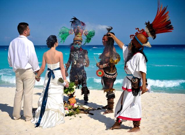 Свадьба в Мексике - Мир Путешествий 17