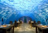 Ithaa Under Sea Restaurant