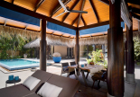 Deluxe Beach Pool Villa - Outdoor Area