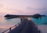 Sunrise and Sunset Water Villas