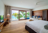 Three Bedroom Beach Residence - bedroom