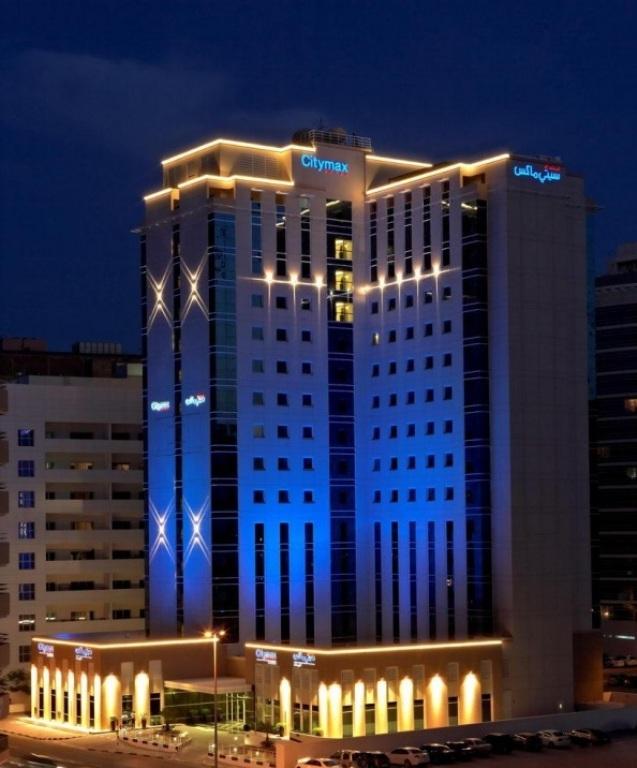 citymax hotel al barsha 3 дубай оаэ