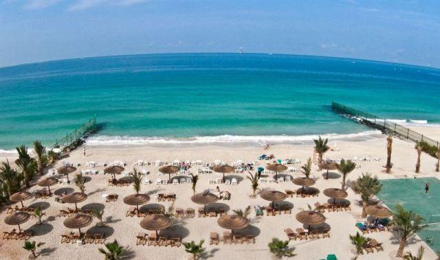 Оаэ шарджа royal beach resort spa 5 жить на мадейре