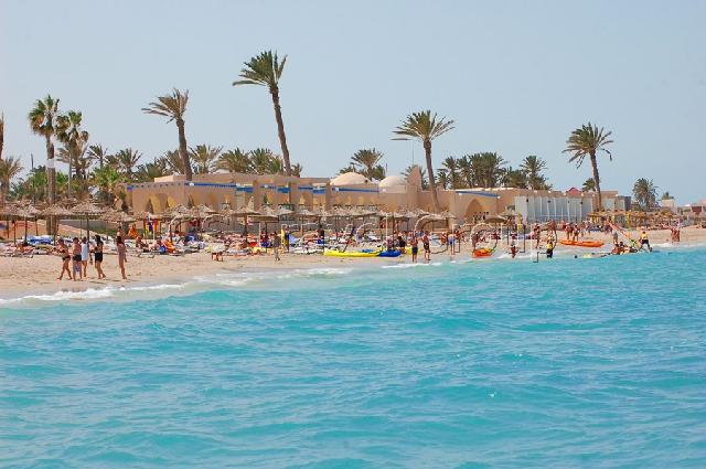 zita beach resort 4 джерба тунис отзывы